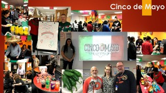 Cinco de Mayo Celebration Photo Collage
