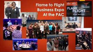 Flame to Flight Picture Collage 1